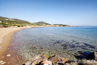 best beaches to kyma faragas