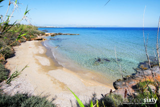 best beaches to kyma mpountari