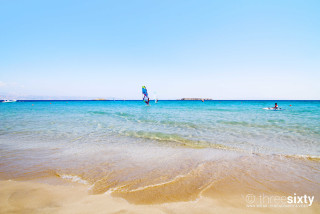 best beaches to kyma windsurfing