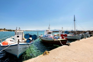 location to kyma studios paros