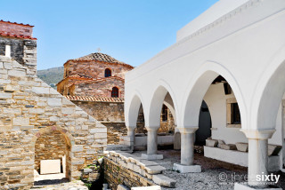 what to do in paros to kyma panagia ekatontapiliani